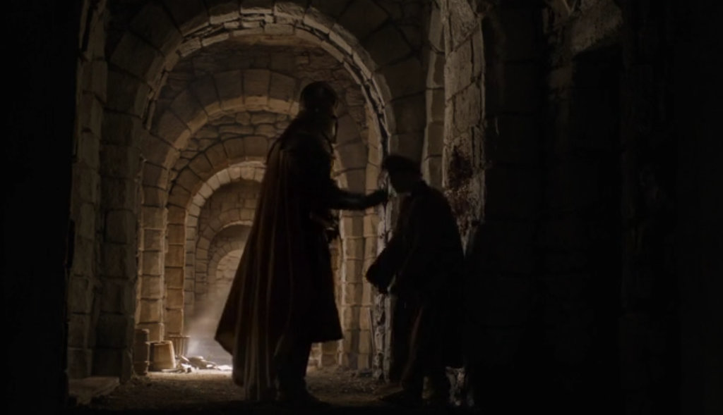 Sociopathic violence in 'Game of Thrones'.