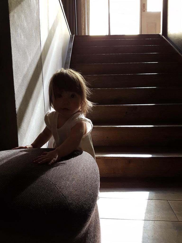 Baby Florens, hotel portrait. Photo: Sanjin Đumišić.