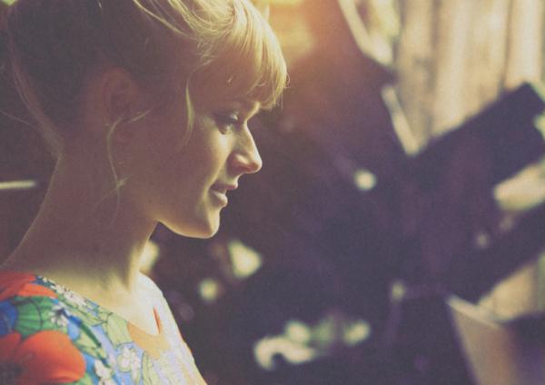 Intervju med albumaktuella Mimi Terris