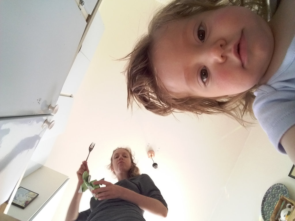 Lisa Florens selfie.