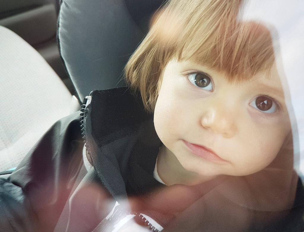 Baby Florens portrait. Photo: Sanjin Đumišić.