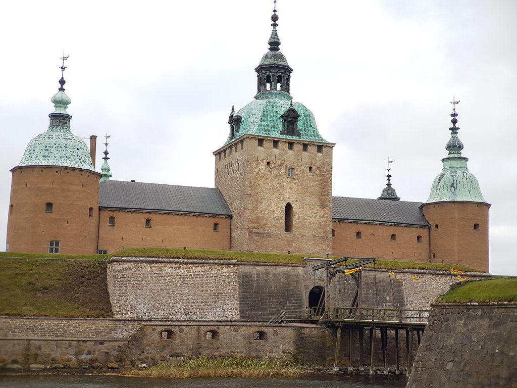 Kalmar Castle. Photo: Sanjin Đumišić.