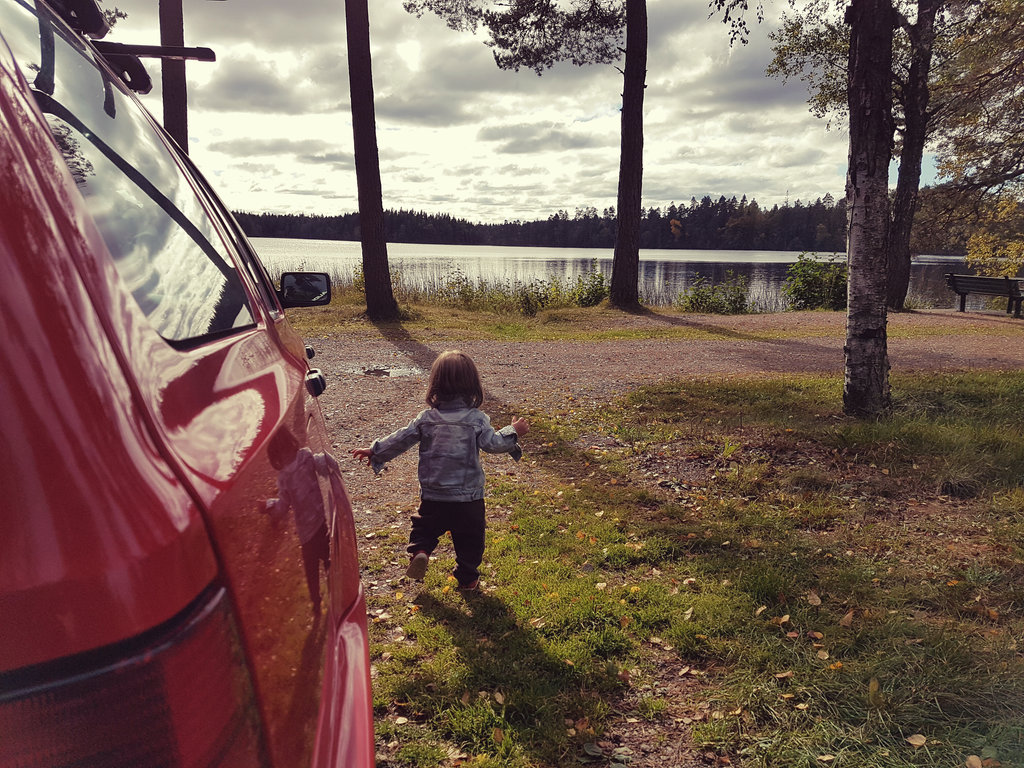 Road trip through Småland. Photo: Sanjin Đumišić.