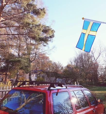 Leaving Öland