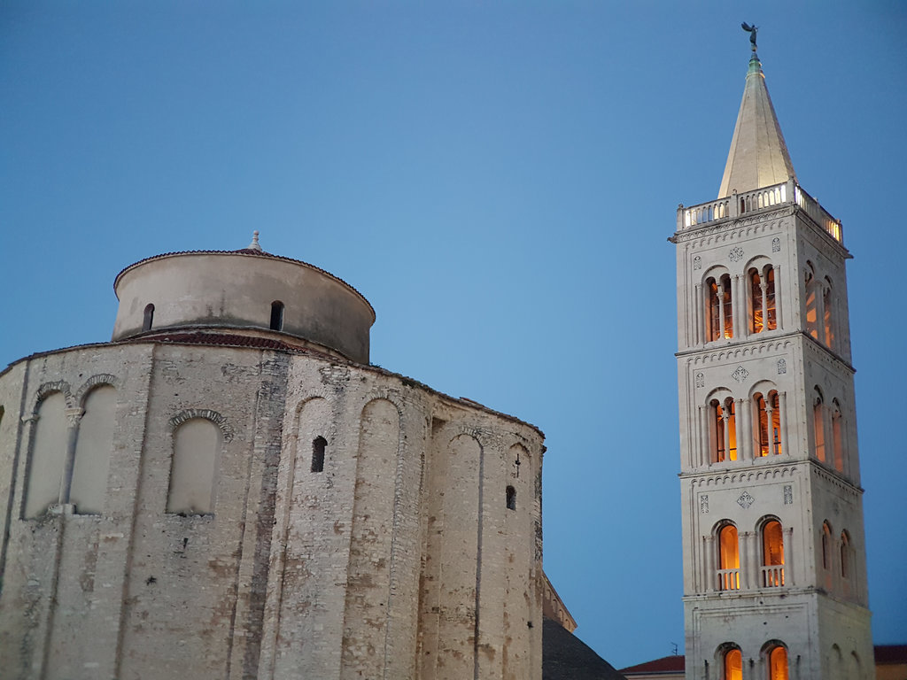 Zadar old town. Photo: Sanjin Đumišić.