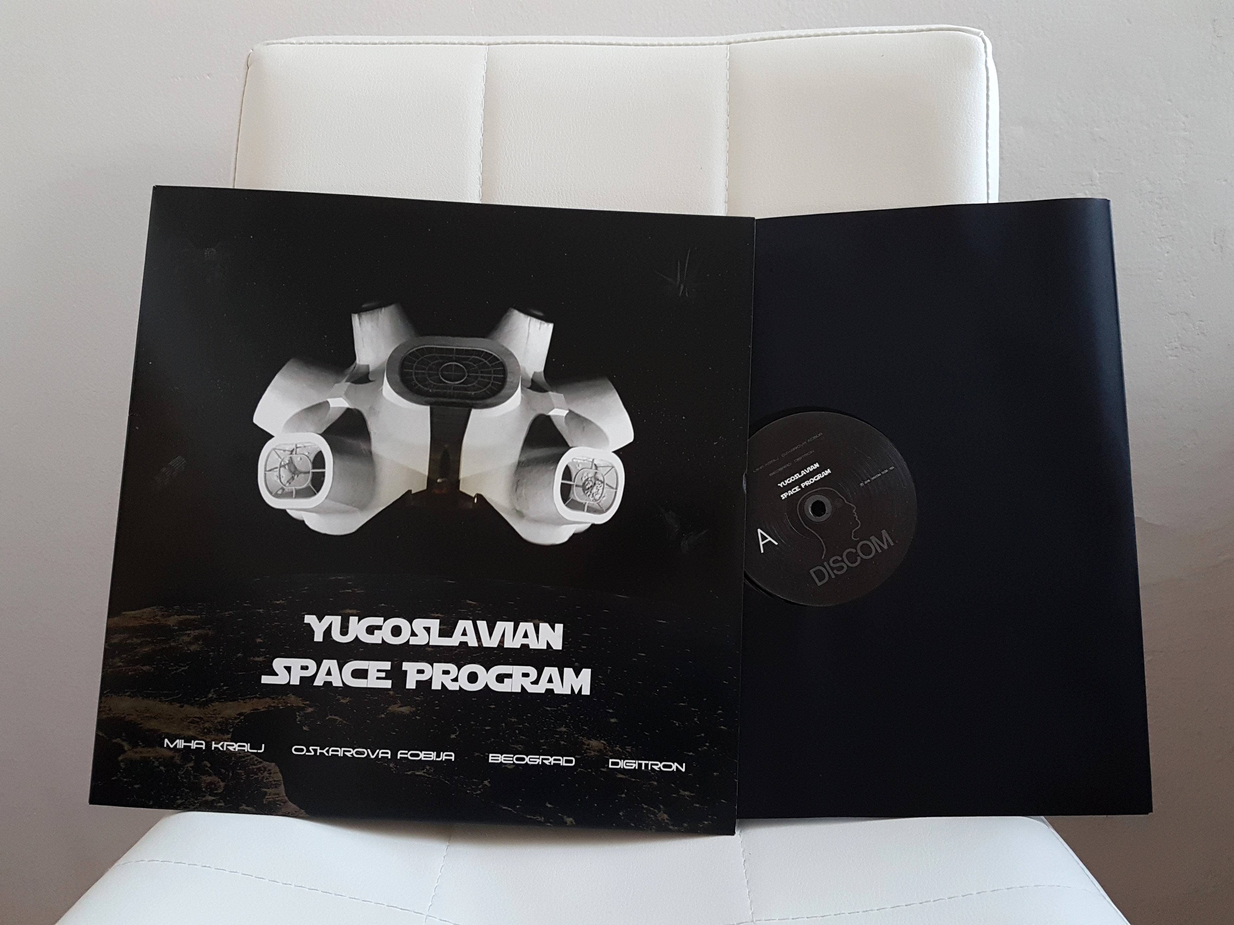 Yugoslavian Space Program – An Electronic Compilation Gem, or More if You Want