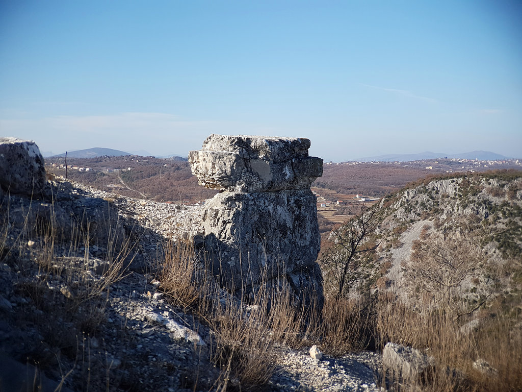 Ancient Megalithic Site of Daorson in Bosnia & Herzegovina. Photo: Sanjin Đumišić.