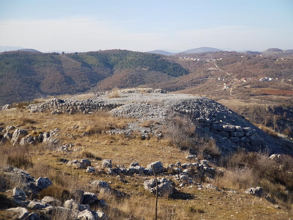 Ancient Megalithic Site of Daorson in Bosnia & Herzegovina. Photo: Sanjin Đumišić.
