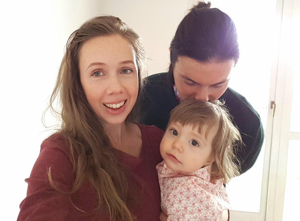 Happy 2017 Sinclair-Đumišić family.