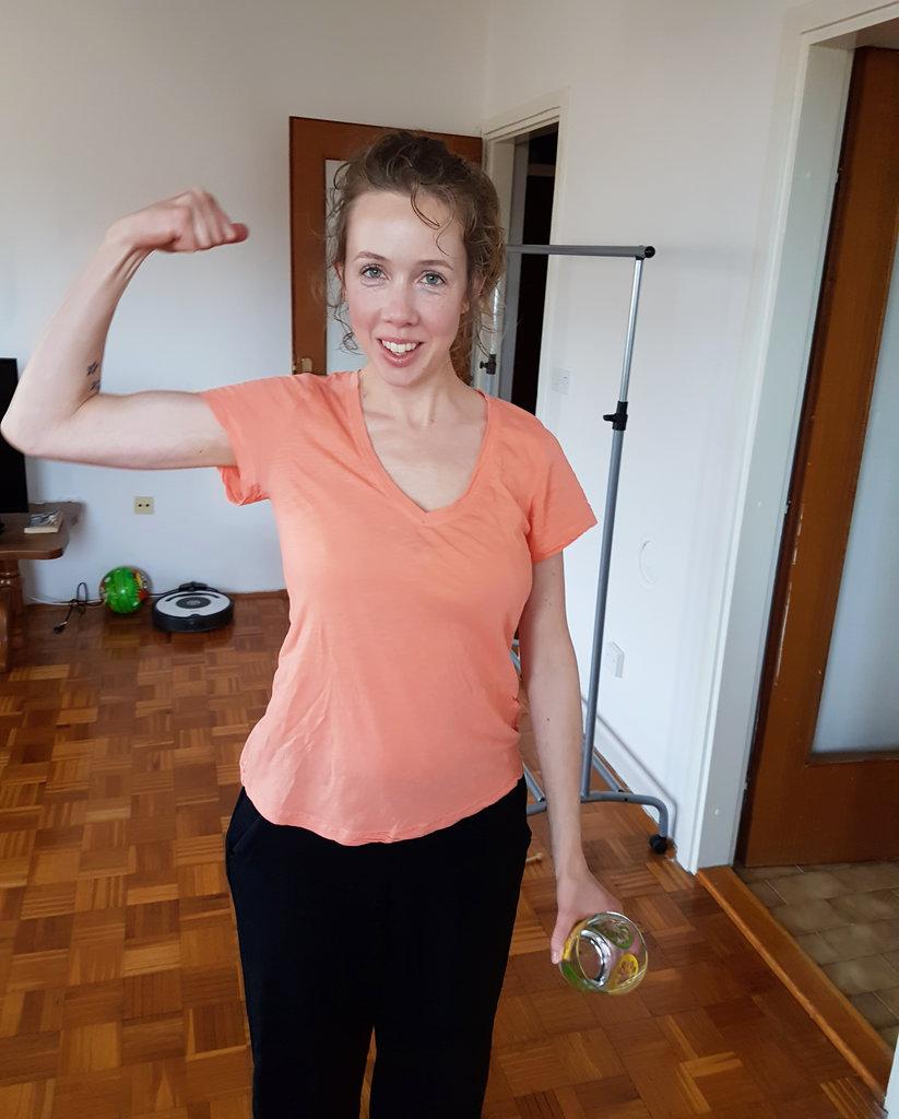 Power mom Lisa. Photo: Sanjin Đumišić.