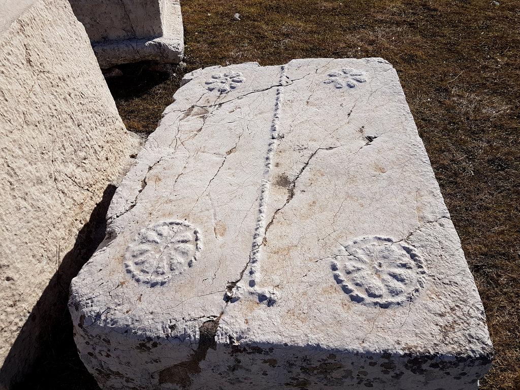 Stećci megalith tombstones in Radimlja. Photo: Sanjin Đumišić.