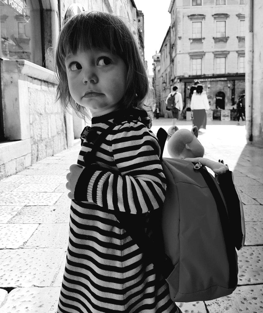 Arriving in Split. Photo: Sanjin Đumišić.