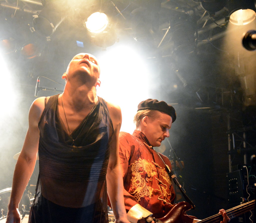 Beglomeg, Phonofestivalen in Bergen. Photo: Sanjin Đumišić.