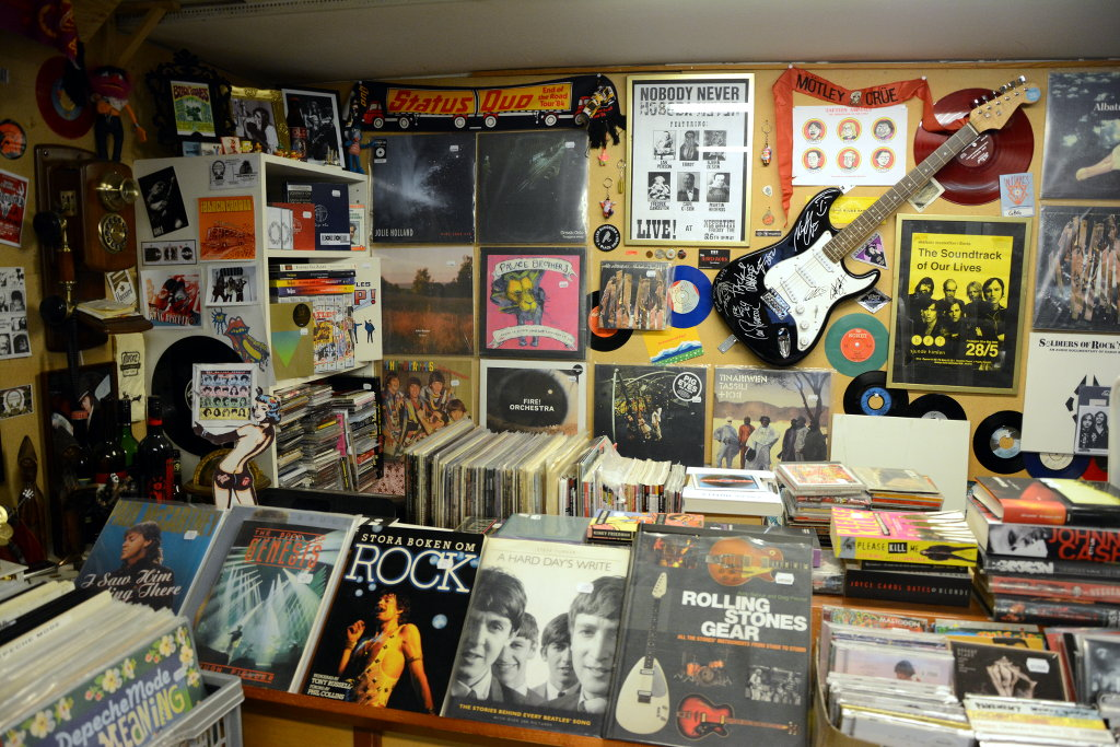 Galaxy Gramophone Records. Photo: Sanjin Đumišić.