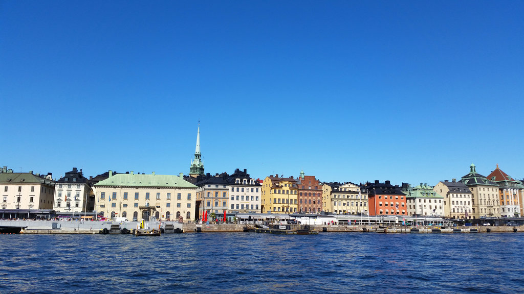Old town in Stockholm. Photo: Sanjin Đumišić.