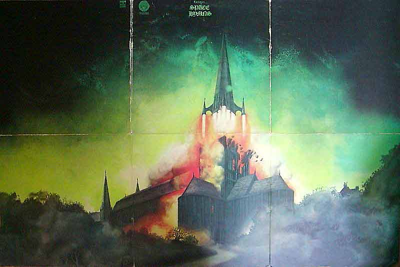 Ramases, Space Hymns album of 1971.