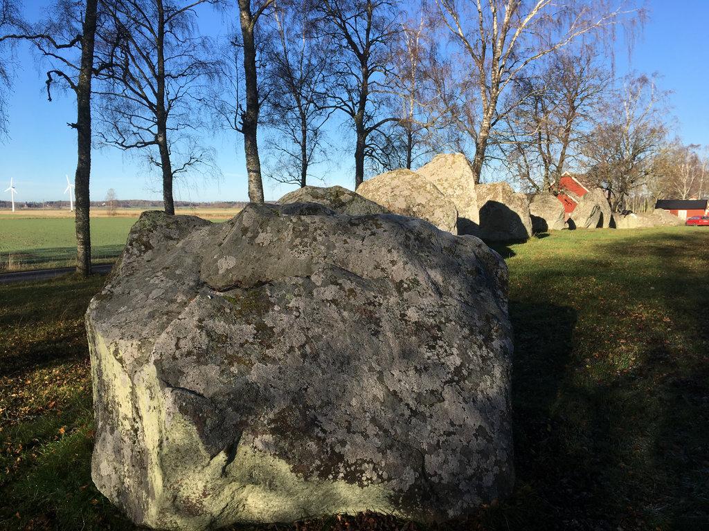 Askeberga Megaliths. Photo: Sanjin Đumišić.