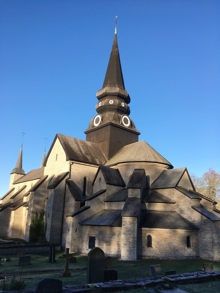 Varnhem Abbey. Photo: Sanjin Đumišić.