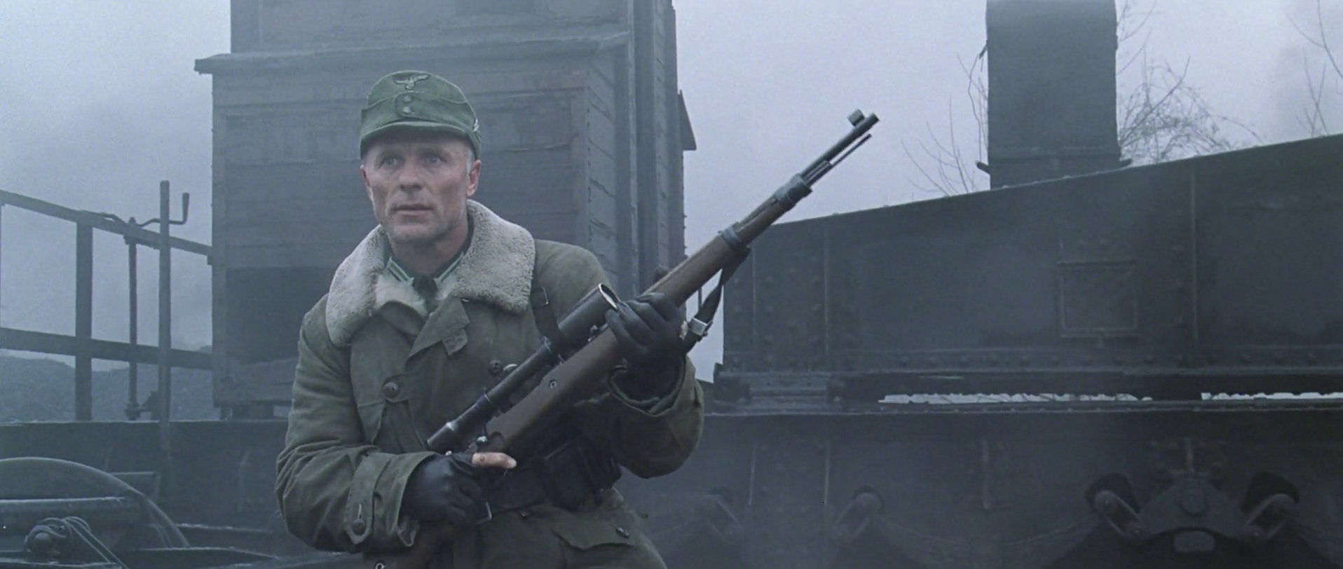Swedish M1909 'Livpäls' Army Field Coat. In Enemy at the Gates.