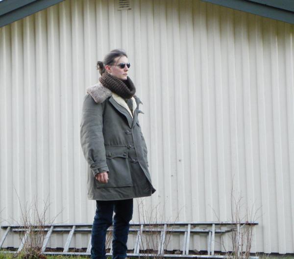 Swedish M1909 'Livpäls' Army Field Coat – The Warmest Vintage Winter Wear