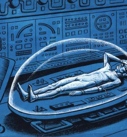 The Dreaming Breakaway Civilization (Short Sci-Fi Story)