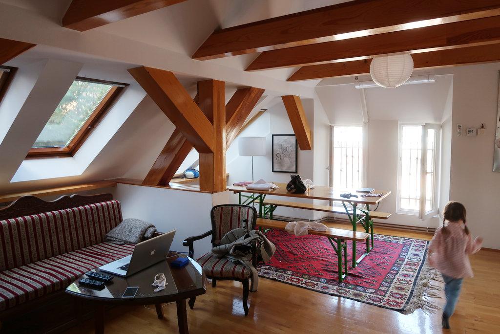 Sarajevo apartment. Photo: Lisa Sinclair.