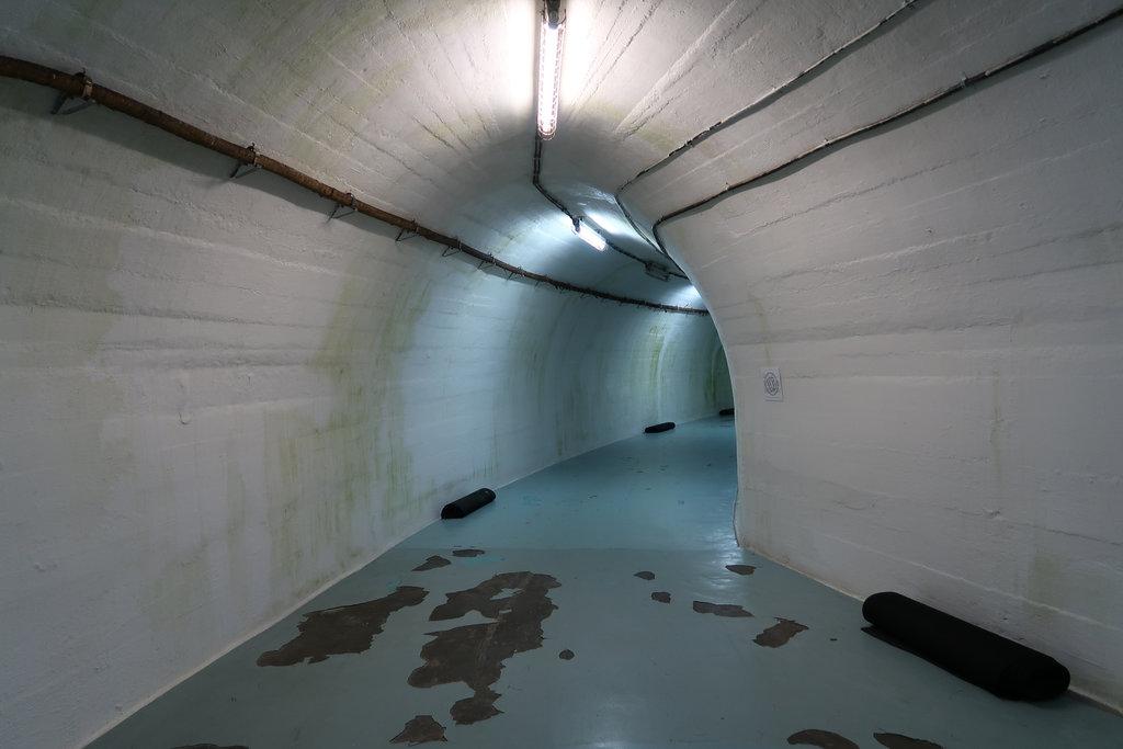 ARK-D0, Tito's Nuclear Bunker. Photo: Sanjin Đumišić.