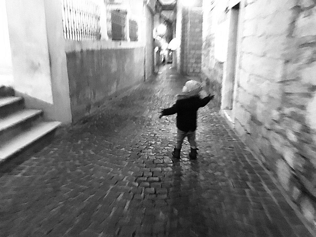 Florens, Križeva Street Split. Photo: Sanjin Đumišić.