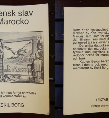 A Swedish Slave in Morocco (Svensk Slav i Marocko)