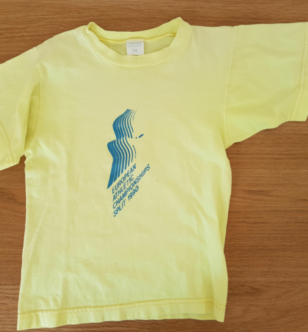 The Small Yellow T-Shirt