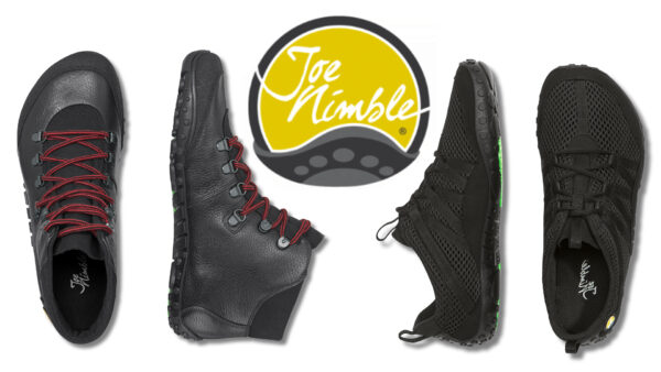 Barefoot Shoes – WanderToes & NimbleToes by Joe Nimble