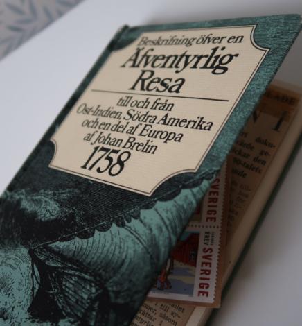 """Description of an adventurous journey…"" by Johan Brelin"