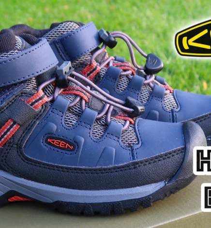 KEEN Kids Targhee Hiking Boots – A Comfortable Choice
