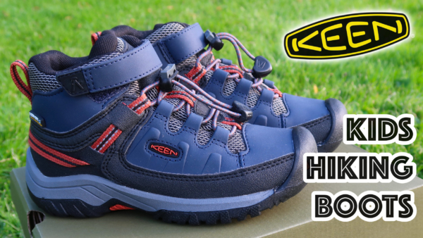 KEEN Kids Targhee Hiking Boots – A Comfortable Choice