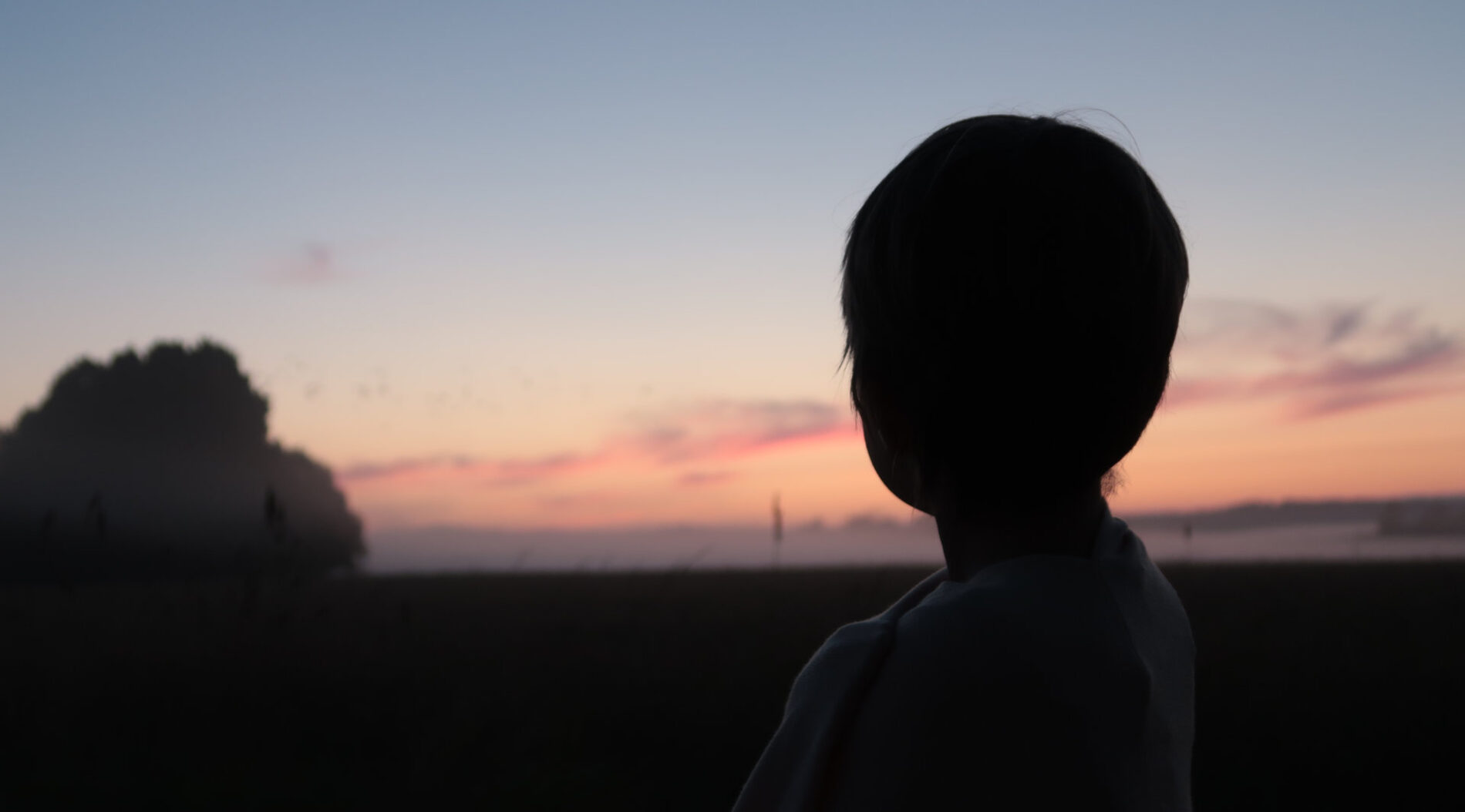 Tjörn sunset. Photo: Sanjin Đumišić.